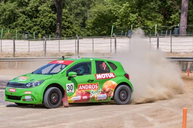 El Trofeo Andros se abre al rallycross y creará una temporada de verano - SoyMotor.com