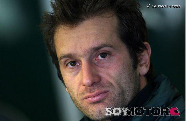 Jarno Trulli, piloto y jefe de equipo de la Fórmula E