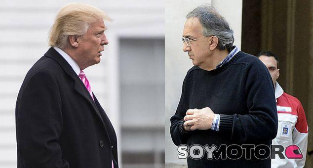 Trump aplaude la inversión de Fiat Chrysler en Estados Unidos - SoyMotor.com