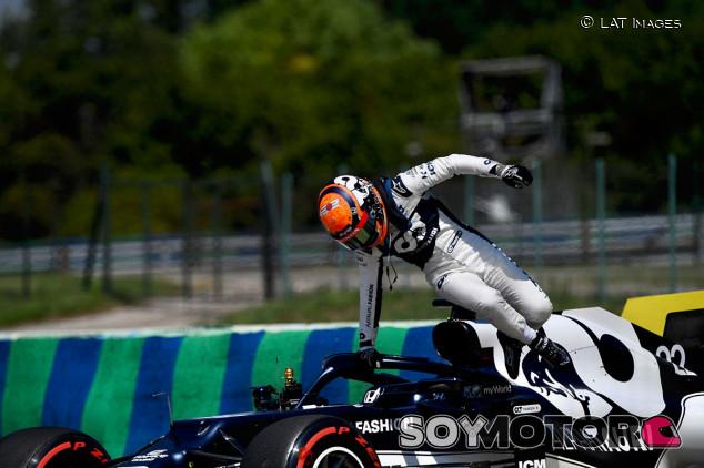 """Coulthard: """"Tsunoda debería hacer las maletas e irse a casa"""" - SoyMotor.com"""