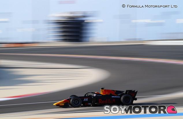 Pole para Tsunoda en Sakhir; accidente de Mick Schumacher - SoyMotor.com
