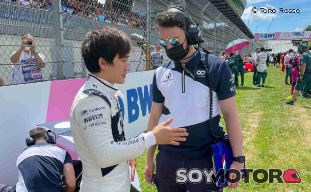 """Tsunoda """"necesita tres años para entender la F1"""", creen en AlphaTauri - SoyMotor.com"""