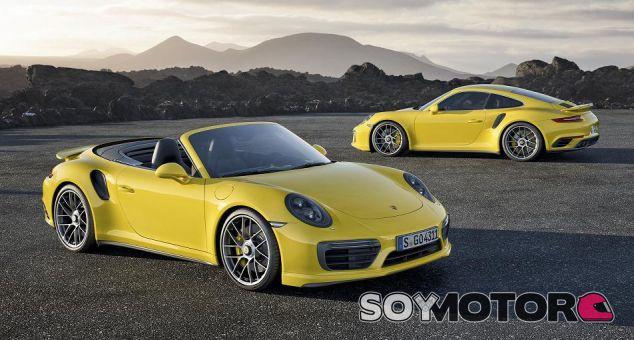 Porsche Turbo y Turbo S 2016 -SoyMotor