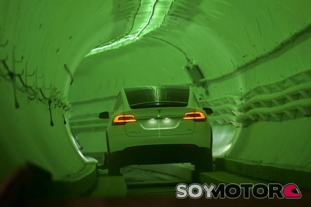 Los túneles de Elon Musk reciben luz verde en Las Vegas - SoyMotor.com