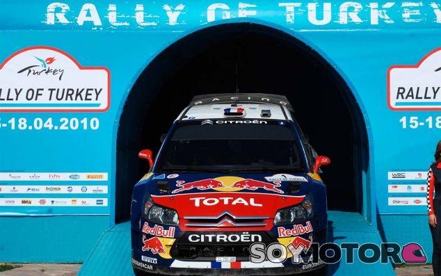 Rally de Turquía 2010 - SoyMotor.com