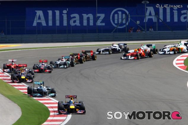Imagen del GP de Turquía 2011 - SoyMotor.com