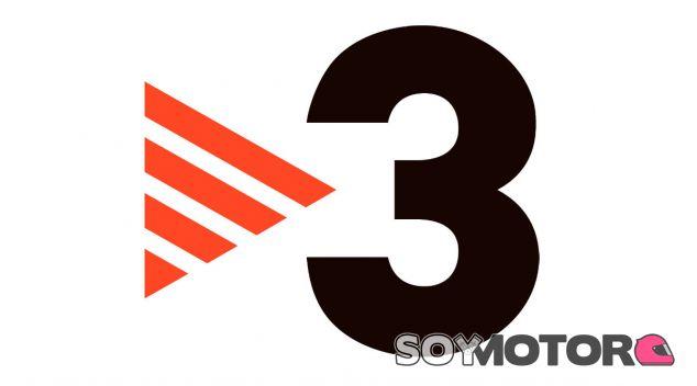 Logotipo de TV3 - LaF1