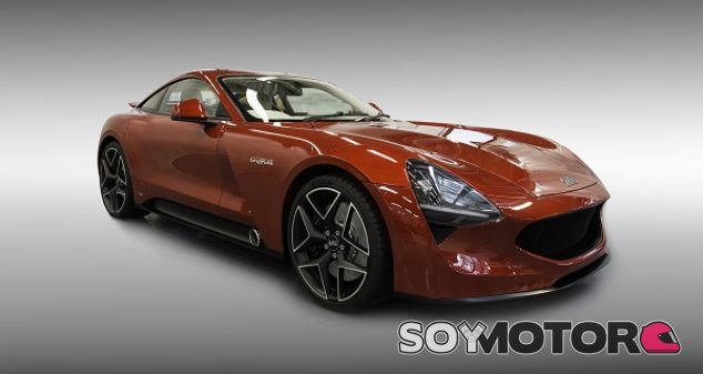 TVR Griffith - SoyMotor.com