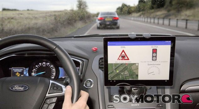 Ford trabaja en un sistema para convertir los trayectos urbanos en viajes más fluidos - SoyMotor