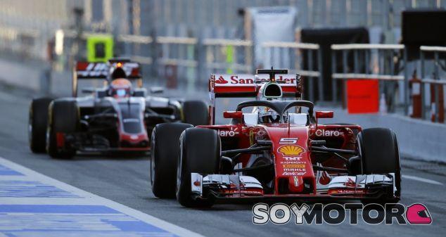 Último día de entrenamientos en el Circuit de Barcelona-Catalunya - LaF1