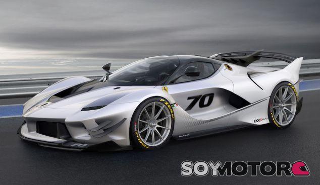 Ferrari FXX-K Evoluzione - SoyMotor.com