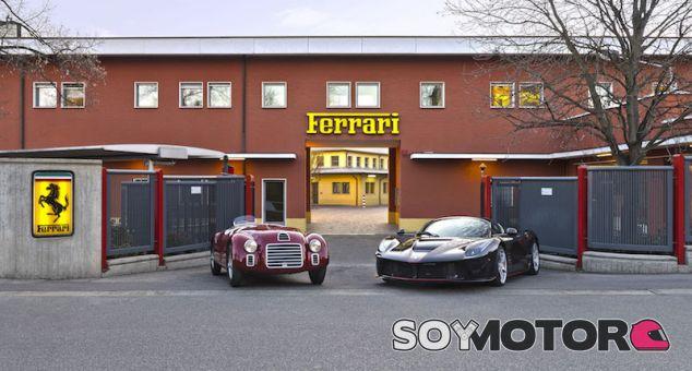 Ferrari 125S 70 aniversario - SoyMotor.com