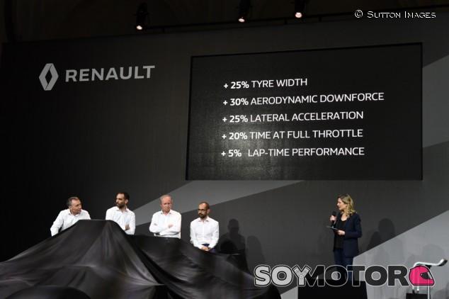 Presentación Renault de su coche 2018 –SoyMotor.com