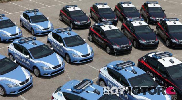 El Seat León hará cumplir la ley en Italia - SoyMotor