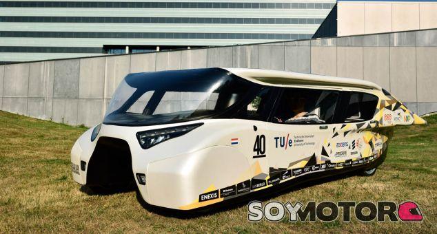 El Stella Lux tiene capacidad para cuatro pasajeros - SoyMotor