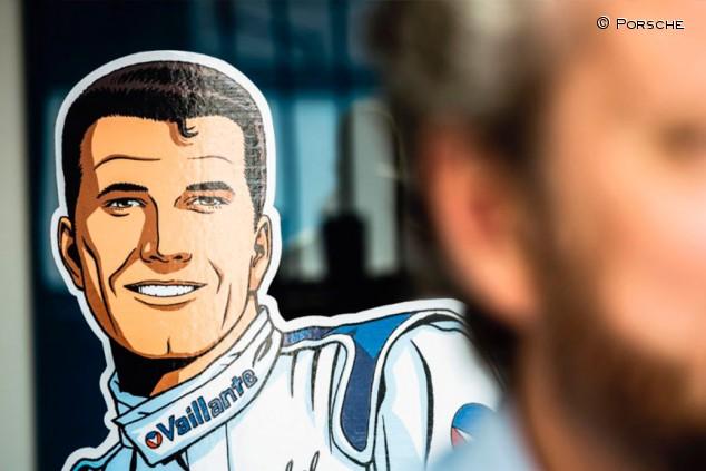 Fallece Jean Graton, padre del cómic de F1 'Michel Vaillant' - SoyMotor.com