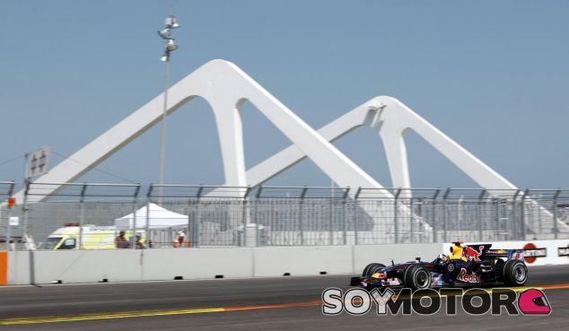 La Generalitat Valenciana estudia denunciar a EU por revelar el contrato del GP de Europa