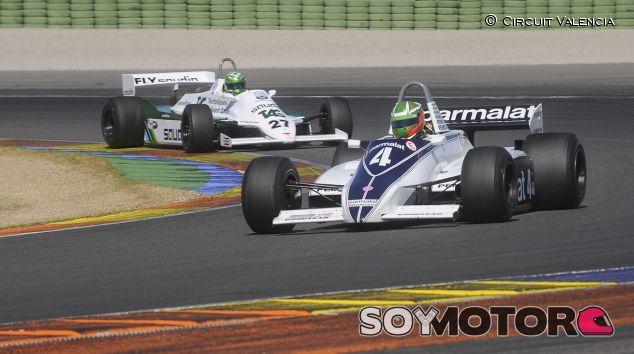 El Racing Legends 2017 de Cheste celebra una mesa redonda sobre F1 - SoyMotor.com