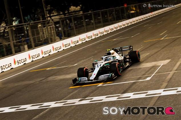 Valtteri Bottas en la clasificación del GP de Azerbaiyán F1 2019 - SoyMotor