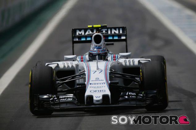 Valtteri Bottas puede quedar por delante de un Ferrari en la general - LaF1