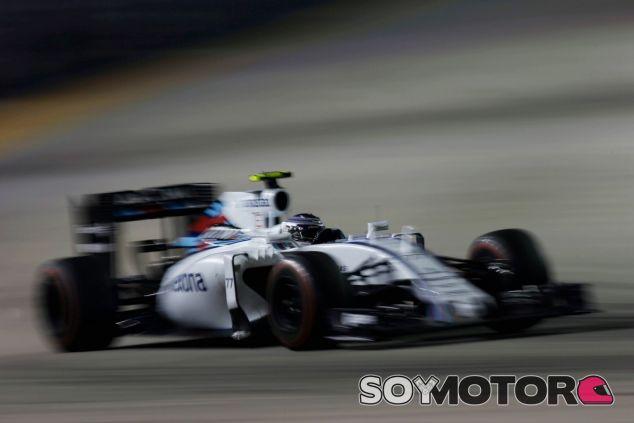 Williams amenaza con una evolución muy grande en 2016 - LaF1