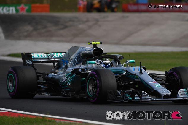 Valtteri Bottas en Hungaroring - SoyMotor.com