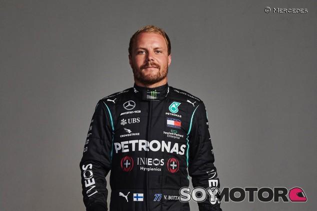 OFICIAL: Mercedes renueva a Valtteri Bottas para 2021 - SoyMotor.com