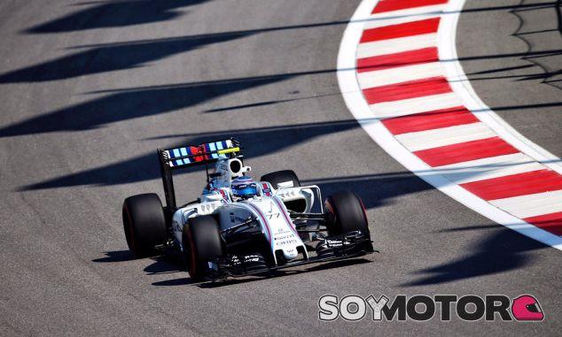 Valtteri Bottas ha logrado la mejor clasificación de la temporada para Williams - LaF1