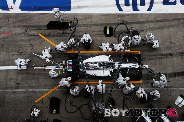 Bottas terminó 9º - LaF1