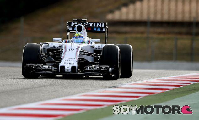 Valtteri Bottas, hoy en Montmeló - LaF1