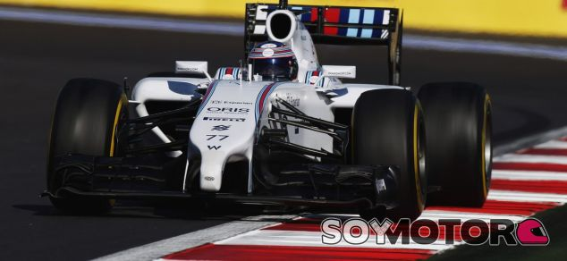 Williams en el GP de Rusia F1 2014: Sábado