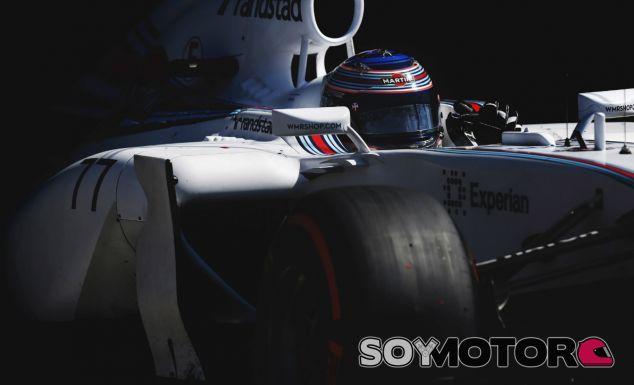Williams en el GP de Singapur F1 2014: Viernes