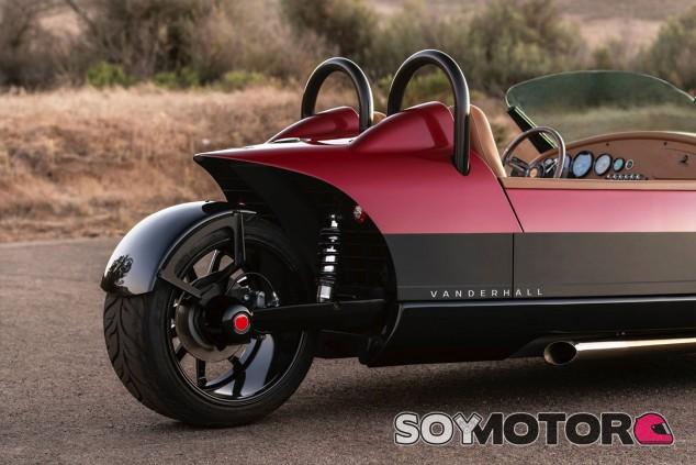 Vanderhall Carmel 2020 - SoyMotor.com