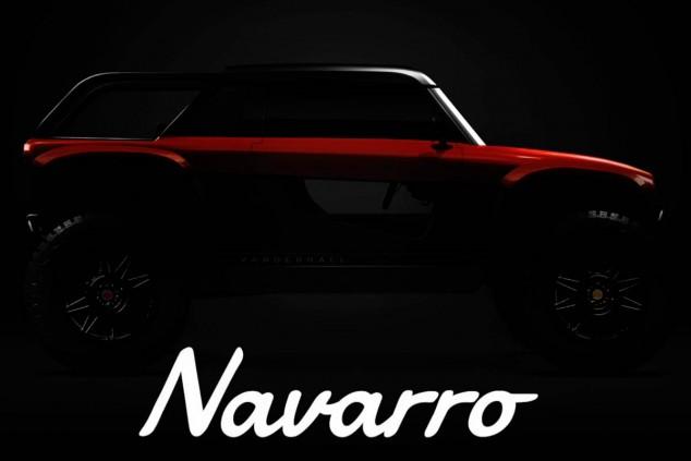 Vanderhall Navarro - SoyMotor.com