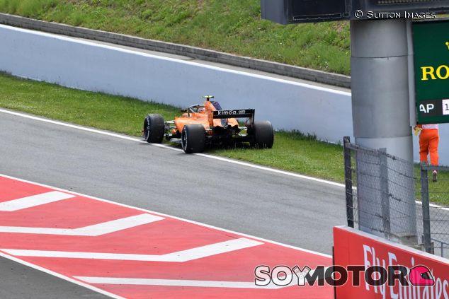 Stoffel Vandoorne abandona en el GP de España - SoyMotor