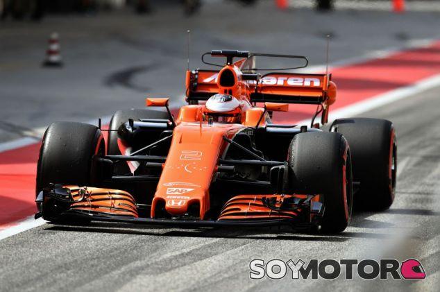 Vandoorne tiene un contrato a largo plazo con McLaren - SoyMotor.com