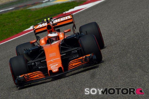 Vandoorne no pudo terminar la carrera - SoyMotor
