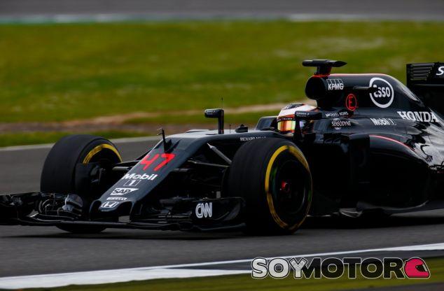 Vandoorne espera rendir con McLaren en 2017 - LaF1