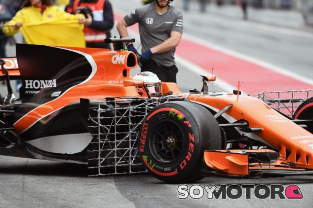 Más problemas para McLaren-Honda - SoyMotor