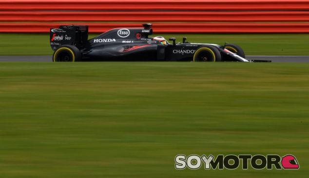 Vandoorne ha realizado numerosos test con McLaren - SoyMotor