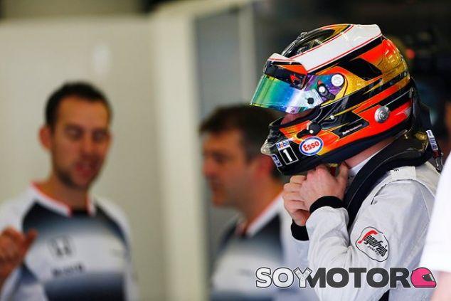 Décima posición para Vandoorne en su debut con McLaren - LaF1