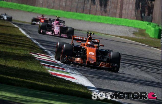 Vandoorne, por delante de Ocon en Monza - SoyMotor.com