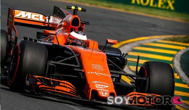 McLaren montará un nuevo T-Wing en China - SoyMotor.com