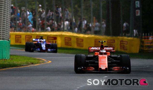 """Brundle: """"Nadie necesita al gran McLaren atrás en la parrilla"""" - SoyMotor.com"""