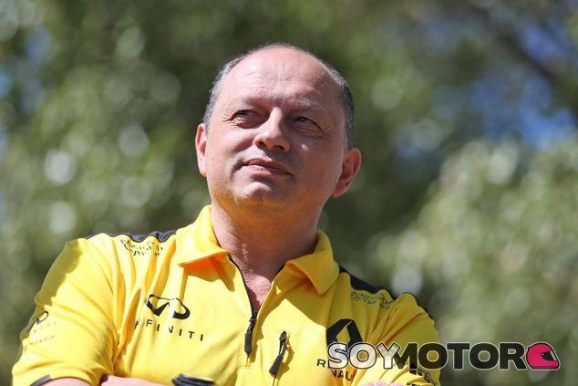 Vasseur sólo ha estado un año en Renault - SoyMotor