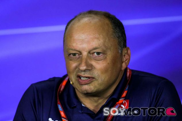 Fréderic Vasseur en Monza - SoyMotor.com