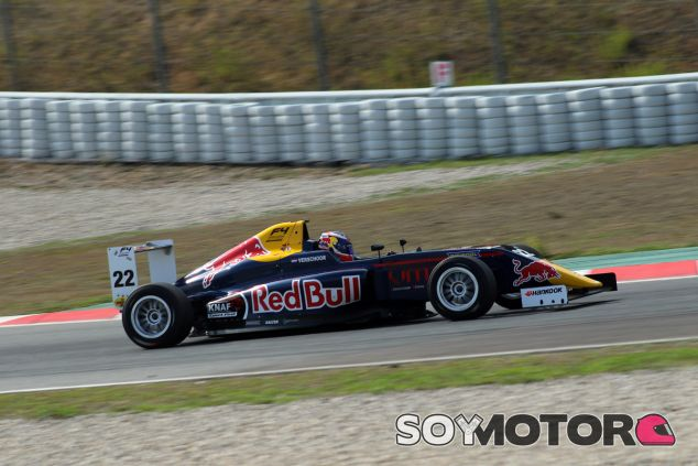 Verschoor consigue la pole en Barcelona - LaF1