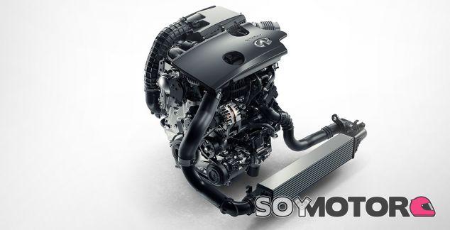 Infiniti presenta su primer motor con tecnología VC-T de compresión variable - SoyMotor