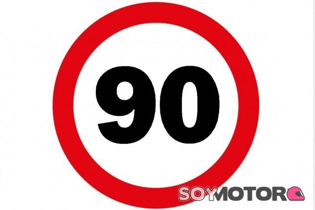 Límites de velocidad - SoyMotor.com