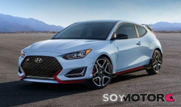 Hyundai Veloster 2018 Filtrado - SoyMotor.com